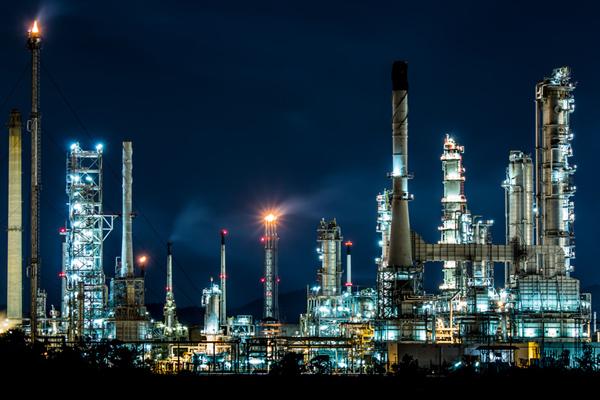 Industrieanlage Branchen und Projekte
